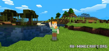 Скачать Hello Animation для Minecraft PE 1.14