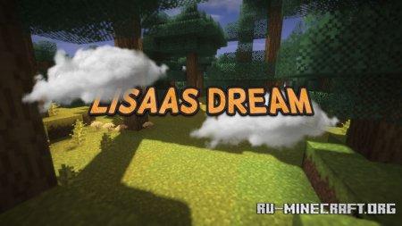 Скачать Lisaa Dream [16x] для Minecraft 1.14