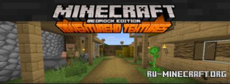 Скачать TheAdventureHD [64x64] для Minecraft PE 1.13