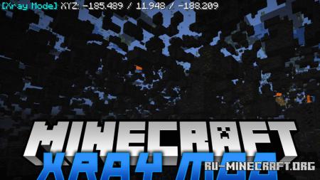 Скачать ATE48's XRay для Minecraft 1.15.2