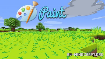 Скачать MS Painted [16x] для Minecraft 1.15