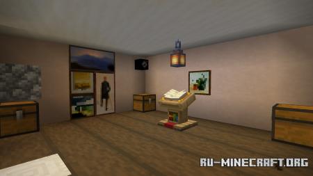 Скачать Escape Rooms для Minecraft