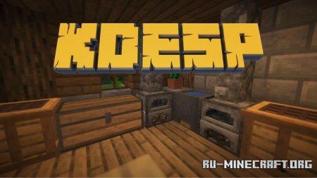 Скачать KDesp [32x] для Minecraft 1.14