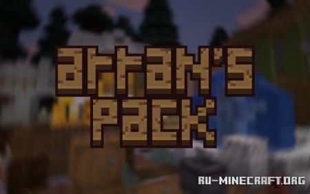 Скачать Arran [16x] для Minecraft 1.15