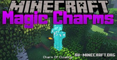 Скачать Magic Charms для Minecraft 1.12.2