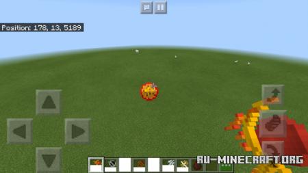 Скачать A Mighty Staff для Minecraft PE 1.16