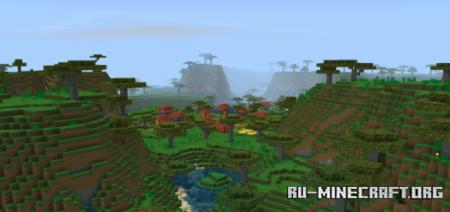 Скачать TBIO-2 Azure для Minecraft PE 1.16