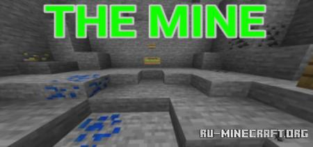 Скачать The Mine для Minecraft PE