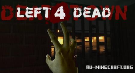 Скачать Left 4 Dead MC by MightyCarlosLP для Minecraft