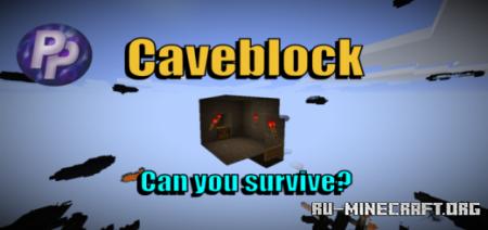 Скачать Caveblock для Minecraft PE