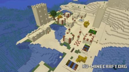 Скачать Eat The Village для Minecraft