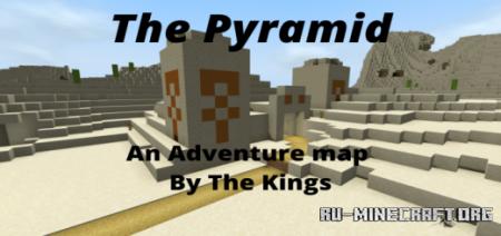 Скачать The Pyramid, Part 1 для Minecraft PE