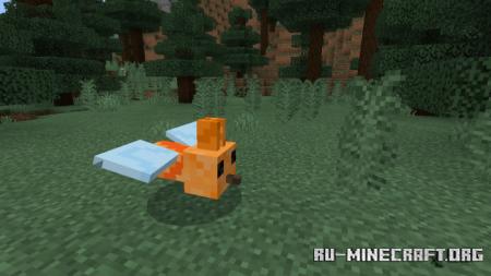 Скачать Mermaid Tails для Minecraft PE 1.16