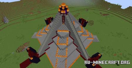 Скачать Nether Temple для Minecraft