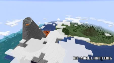 Скачать Little Survival Island для Minecraft
