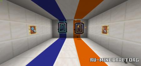 Скачать Portal Gun для Minecraft PE 1.15