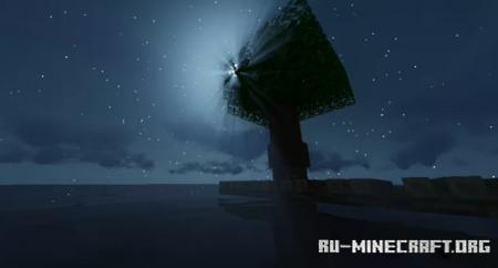 Скачать The Raft Survival для Minecraft