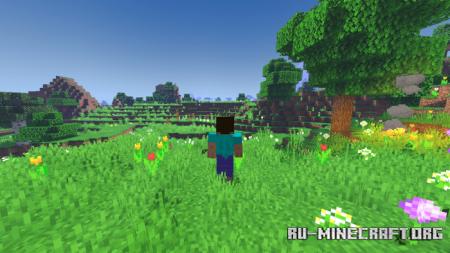 Скачать Zebra Shaders для Minecraft PE 1.16