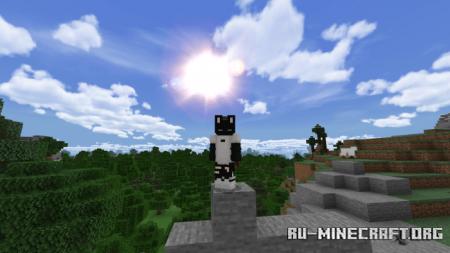 Скачать Ui Pack Plus для Minecraft PE 1.16