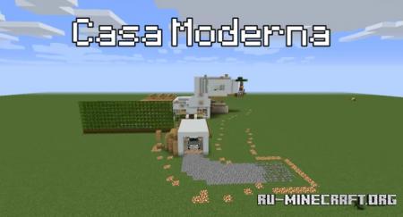 Скачать Otra Casa Moderna для Minecraft
