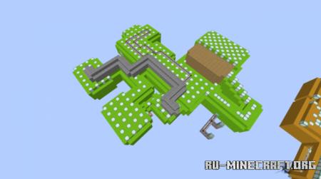 Скачать Murder Mini-Game by ThisIzDifficult для Minecraft