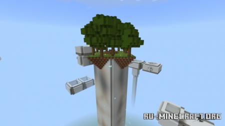 Скачать SB: Parkour Tower для Minecraft PE