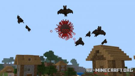 Скачать Bedrock Plague для Minecraft PE 1.14