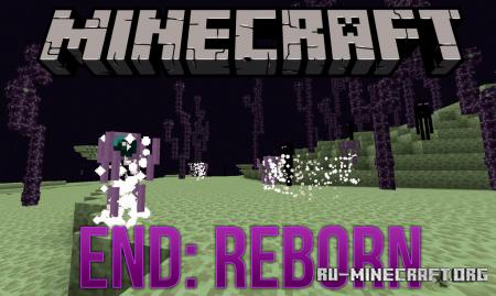 Скачать End: Reborn для Minecraft 1.15.2