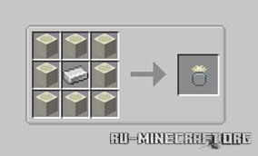 Скачать Ring of Growth для Minecraft 1.15.2
