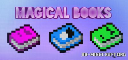 Скачать Magical Books для Minecraft PE 1.16