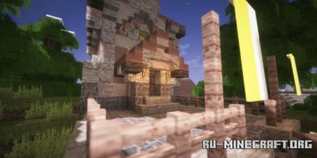 Скачать Italia Resource [32x] для Minecraft 1.14