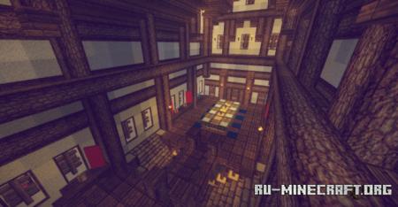 Скачать Japanese Mansion для Minecraft
