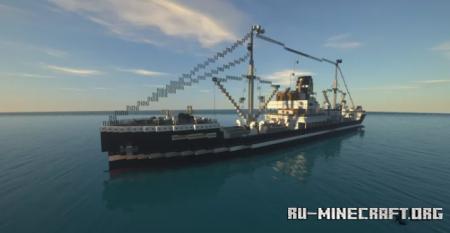 Скачать SS Mauricius для Minecraft