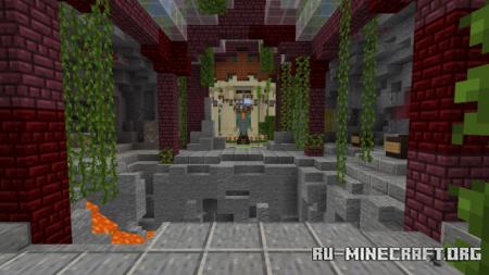 Скачать Endercraft 4.0 Minigames Realm для Minecraft PE
