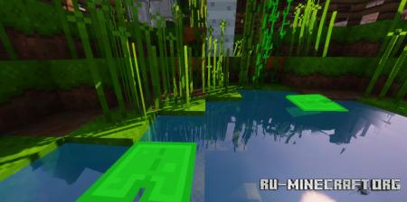 Скачать Daytime [16x] для Minecraft 1.16