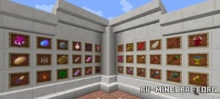 Скачать Reliquary для Minecraft 1.14.4