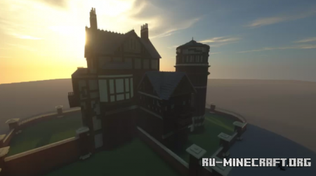 "Скачать The Mansion From the Game:""The Room"" для Minecraft"