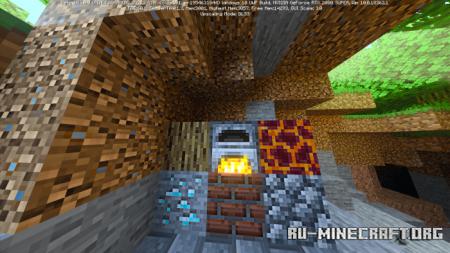 Скачать SuprecuraCraft by Mr Fishy для Minecraft PE