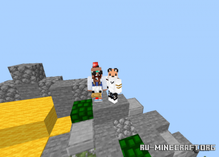 Скачать PaintBall (Minigame) для Minecraft PE
