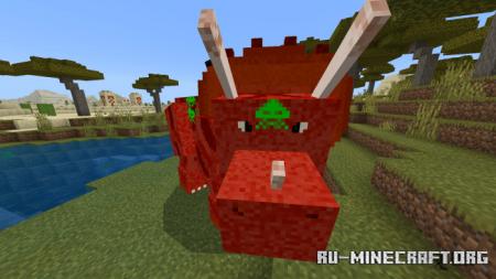 Скачать Triceratops для Minecraft PE 1.15