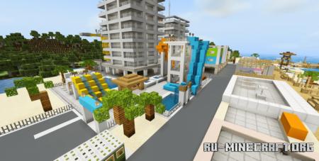 Скачать Boardwalk для Minecraft PE