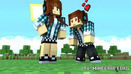 Скачать iPixeli's Gender для Minecraft 1.15.2