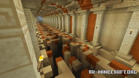 Скачать Temple Run Crazy Edition для Minecraft PE