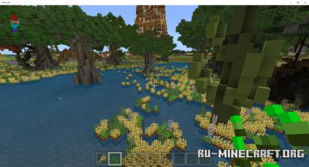 Скачать ThrivingBadLands для Minecraft PE