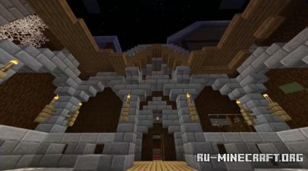 Скачать Powerup Hide And Seek для Minecraft