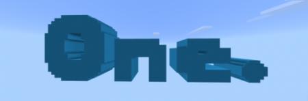 Скачать One – A Short Parkour для Minecraft PE