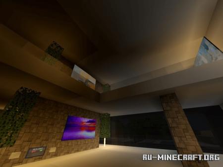 Скачать ArcPaintings [16x16] для Minecraft PE 1.14