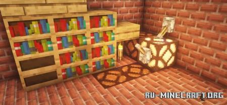 Скачать Default PBR [16x] для Minecraft 1.16