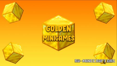 Скачать Golden Minigames для Minecraft