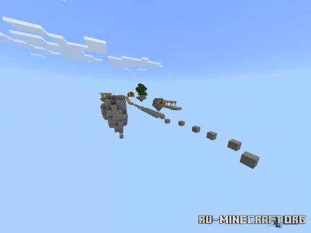 Скачать The 2020 Parkour для Minecraft PE